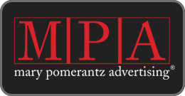 Mary Pomerantz Advertising logo