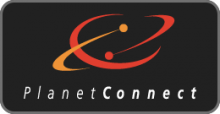 Planet Connect logo